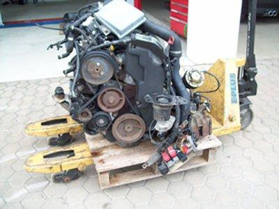 Punto Gt Motor